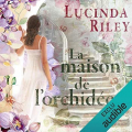Couverture La Maison de l'Orchidée Editions Audible studios 2018