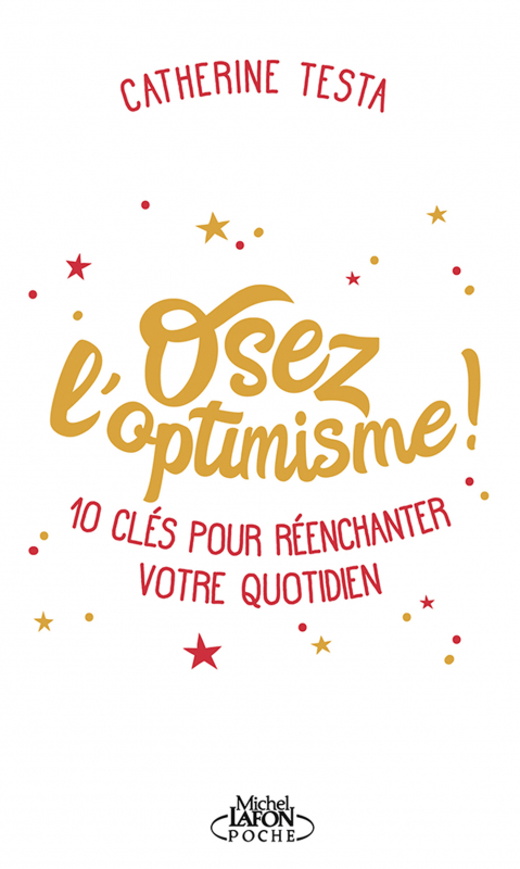 Couverture Osez l'optimisme !
