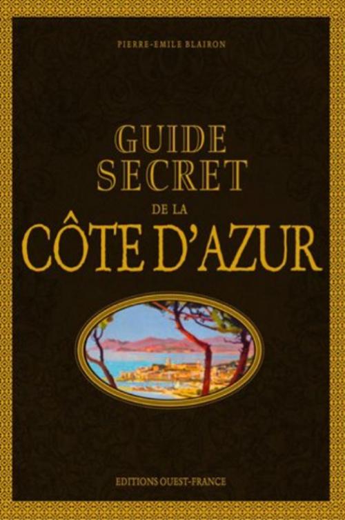 Couverture Guide secret de la Côte d'Azur