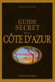 Couverture Guide secret de la Côte d'Azur Editions Ouest-France 2017