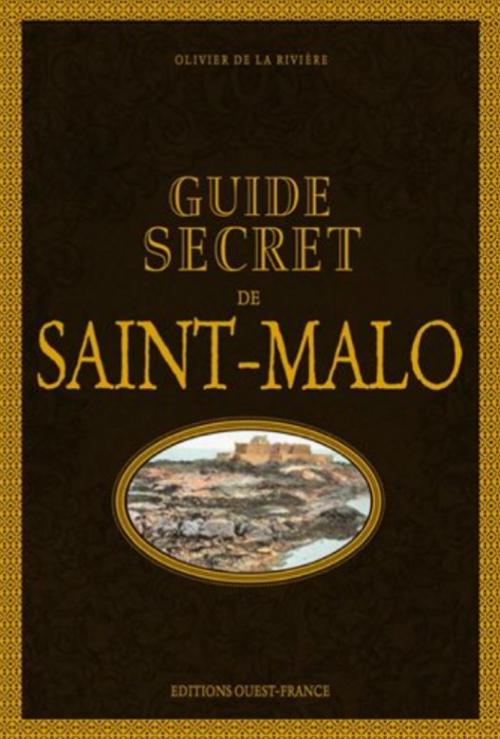 Couverture Guide secret de Saint-Malo