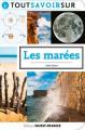 Couverture Les marées Editions Ouest-France 2017