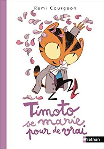 Couverture Timoto se marie pour de vrai