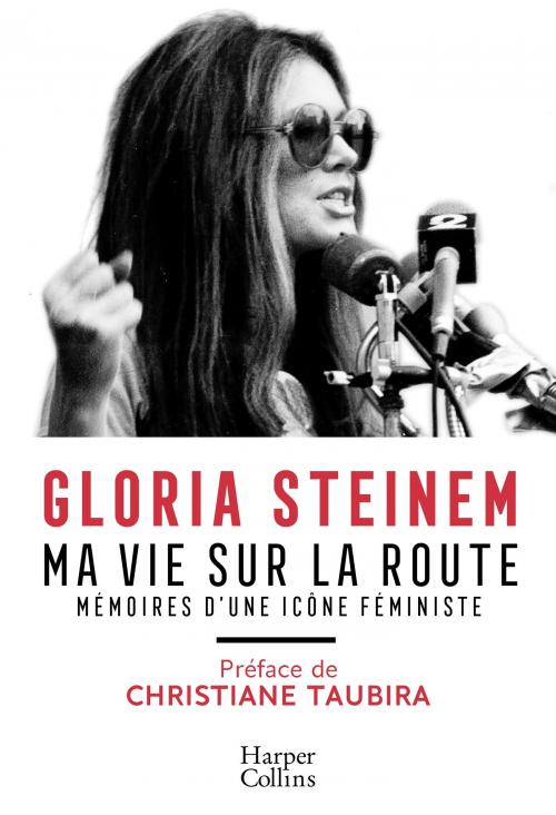 Couverture Ma vie sur la route : Mémoires d'une icône féministe