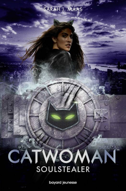 Couverture Catwoman : Soulstealer