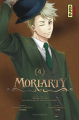 Couverture Moriarty, tome 04 Editions Kana (Dark) 2019