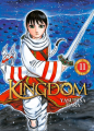 Couverture Kingdom, tome 11 Editions Meian 2019