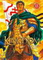 Couverture Kingdom, tome 13 Editions Meian 2019