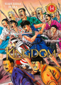 Couverture Kingdom, tome 14 Editions Meian 2019