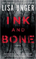Couverture Ink and bone Editions Pocket Books 2017