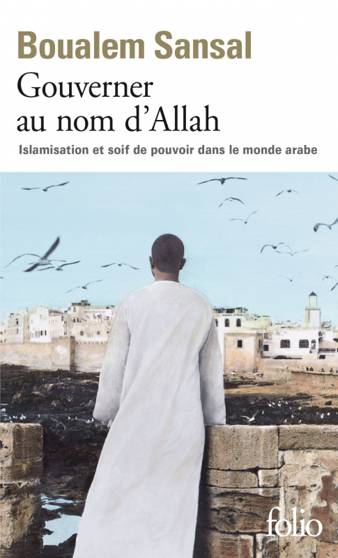 Couverture Gouverner au nom d'Allah