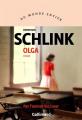 Couverture Olga Editions Gallimard  (Du monde entier) 2019