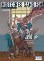 Couverture Histoires sans fin, tome 1 Editions Ki-oon (Kizuna) 2019