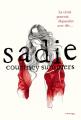 Couverture Sadie Editions de La martinière (Fiction J.) 2019