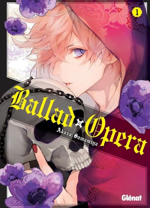 Couverture Ballad Opera, tome 1