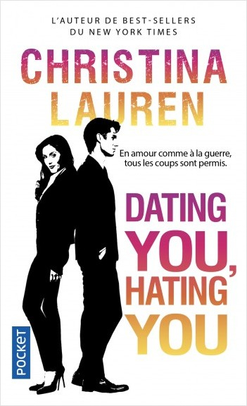 Couverture Dating you, hating you