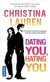 Couverture Dating you, hating you Editions Pocket 2019
