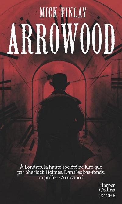 Couverture Arrowood