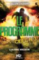 Couverture Le programme, tome 3 : Cible n°3 Editions Albin Michel (Jeunesse - Wiz) 2015