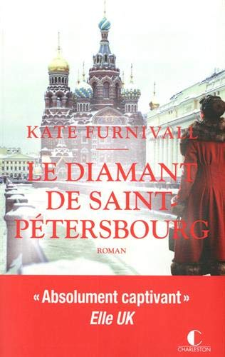 Couverture Le diamant de Saint-Pétersbourg