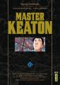 Couverture Master Keaton, tome 10 Editions Kana (Big) 2015
