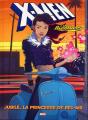 Couverture X-Men les aventures, tome 1 : Jubilé, la princesse de Bel-air Editions Panini 2010