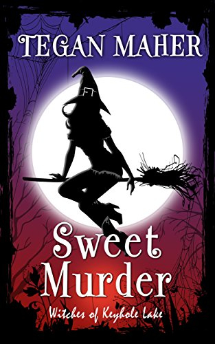 Couverture Witches of Keyhole Lake, book 1: Sweet Murder