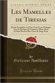 Couverture Les Mamelles de Tyrésias Editions Forgotten Books 2018
