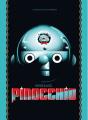 Couverture Pinocchio Editions Les Requins Marteaux 2018