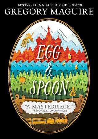 Couverture Egg & Spoon