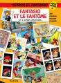 Couverture Spirou et Fantasio, hors-série, tome 4 : Fantasio et le fantôme (et 4 autres aventures) Editions Dupuis 2003