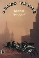 Couverture Michel Strogoff Editions Le Livre de Poche 1965