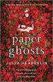 Couverture Fantômes de papier Editions Michael Joseph 2018