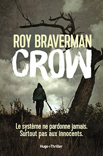 Couverture Hunter, tome 2 : Crow