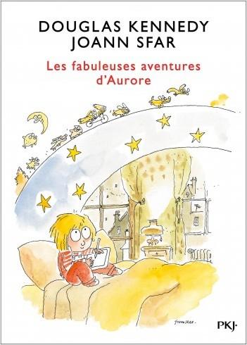 Couverture Les fabuleuses aventures d'Aurore