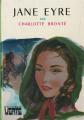 Couverture Jane Eyre, abrégée Editions Hachette (Bibliothèque verte) 1976