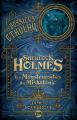 Couverture Les dossiers Cthulhu, tome 2 : Sherlock Holmes et les Monstruosités du Miskatonic Editions Bragelonne (Steampunk) 2019