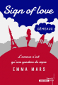 Couverture Sign of Love, tome 2 : Gémeaux Editions French pulp 2019