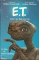 Couverture E.T. l'extra-terrestre Editions France Loisirs 1982