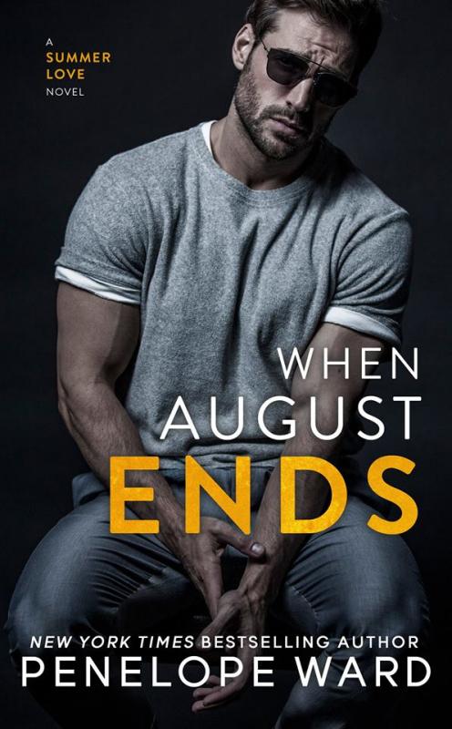 Couverture When August Ends