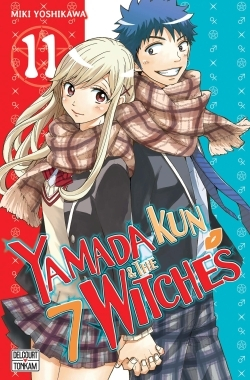 Couverture Yamada Kun & the 7 witches, tome 11