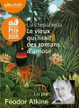 Couverture Le vieux qui lisait des romans d'amour Editions Audiolib 2014