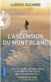 Couverture L'ascension du Mont Blanc Editions Pocket 2018
