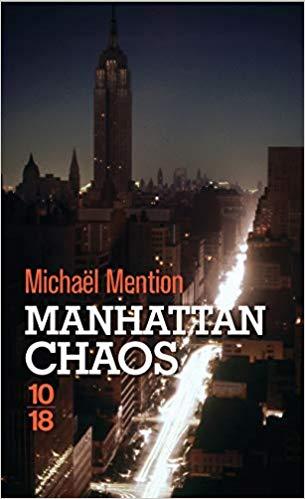 Couverture Manhattan Chaos