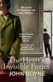 Couverture Les fureurs invisibles du coeur Editions Doubleday 2017