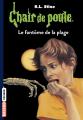 Couverture La plage hantée / Le fantôme de la plage Editions Bayard (Frisson) 2018
