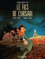 Couverture Le fils de l'ursari (BD) Editions Rue de Sèvres 2019