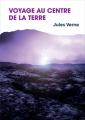 Couverture Voyage au centre de la terre Editions France Loisirs 2018