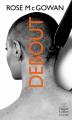 Couverture Debout Editions HarperCollins (Poche) 2018
