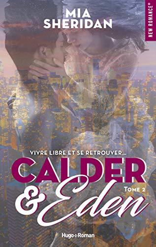 Couverture Calder & Eden, tome 2